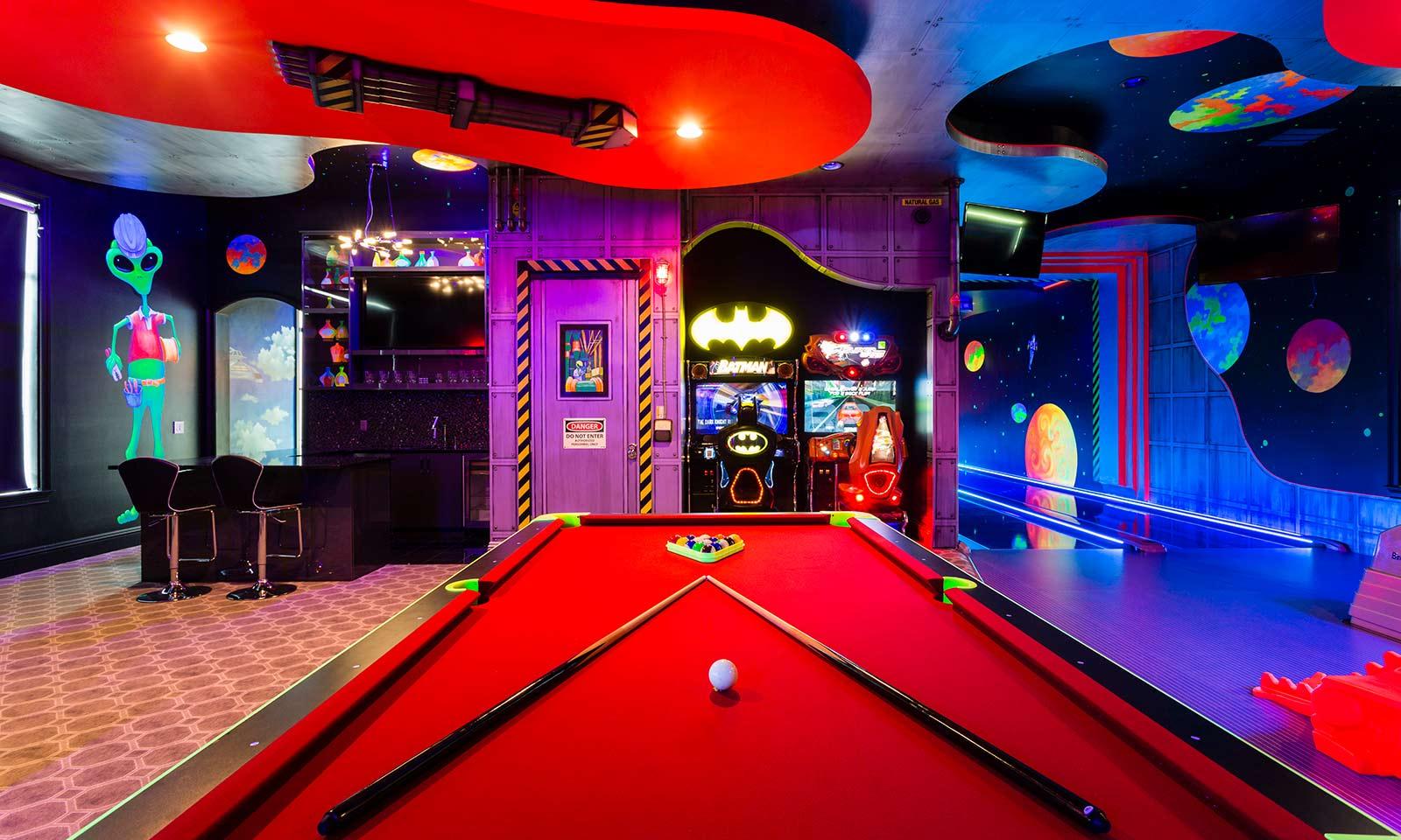 [amenities:Arcade-Bowling-Alley:2] Arcade Bowling Alley