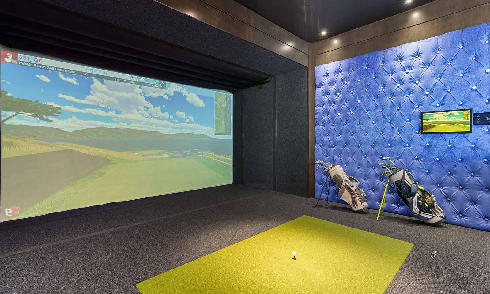 [amenities:Golf-Simulator:1] Golf Simulator