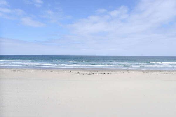 Beautiful Ocean Views From San Diego Vacation Rental.