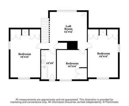 16 Middleton Drive West Harwich Cape Cod -New England Vacation Rentals-Floor Plan 2nd Floor