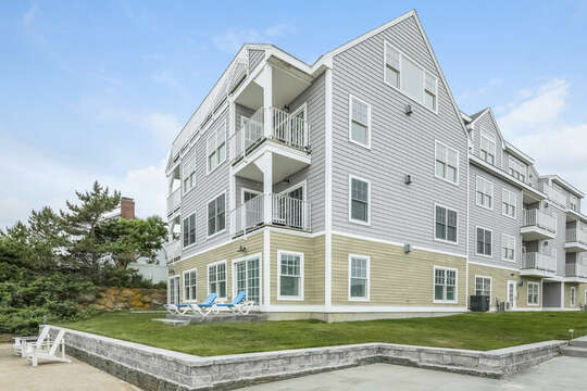 Exterior of New building at - 405 Old Wharf Road-Dennisport Cape Cod- New England Vacation Rentals