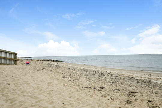 Private Beach - 405 Old Wharf Road-Dennisport Cape Cod- New England Vacation Rentals