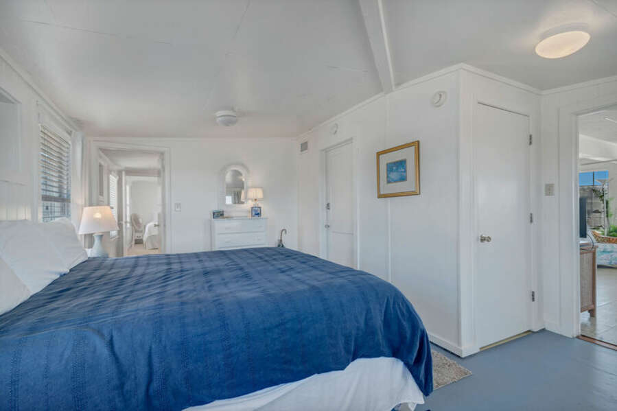 Master Bedroom with a King Size Bed and Full Size EnSuite Bathroom