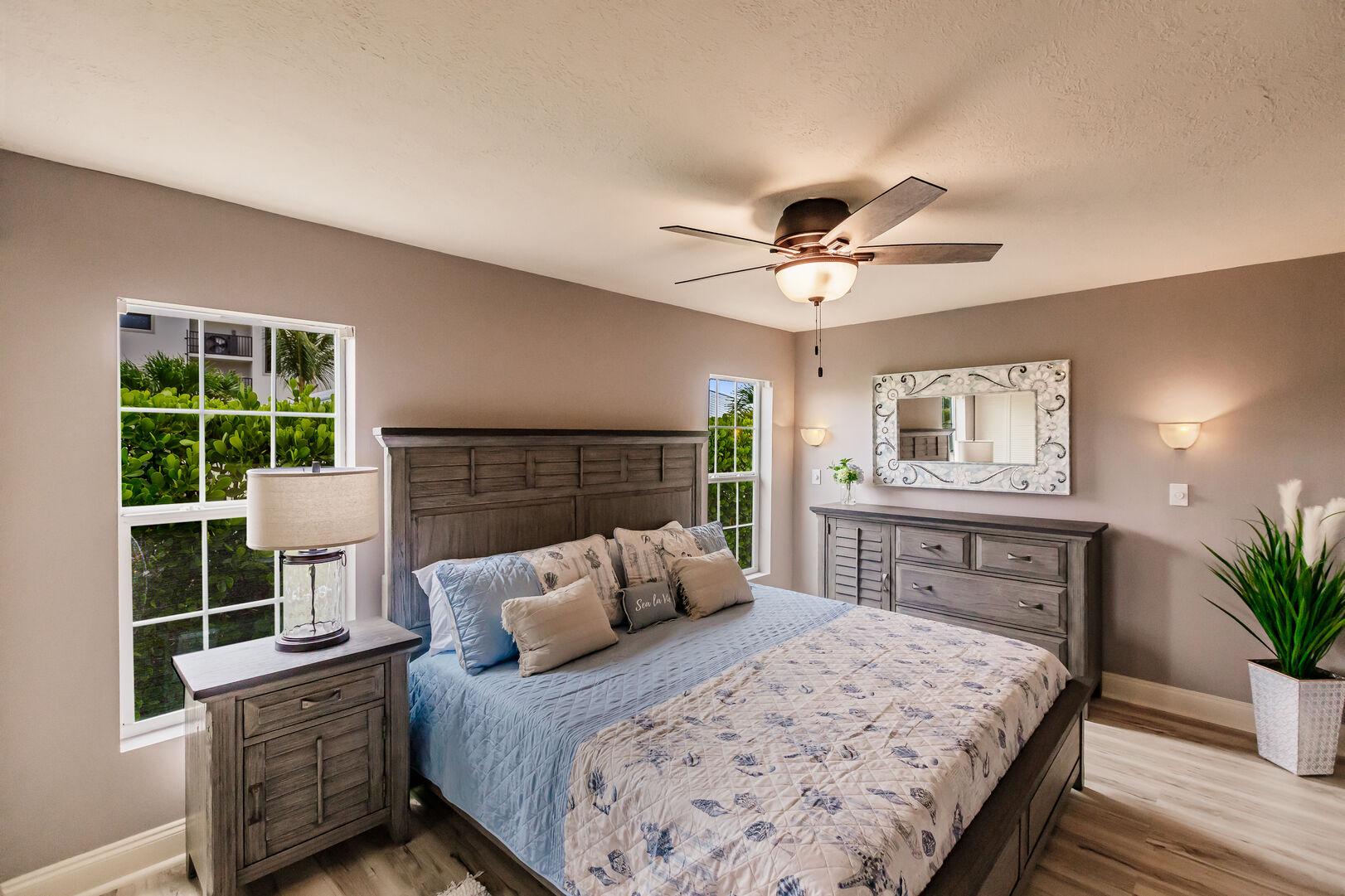 Bedroom in Beach Paradise