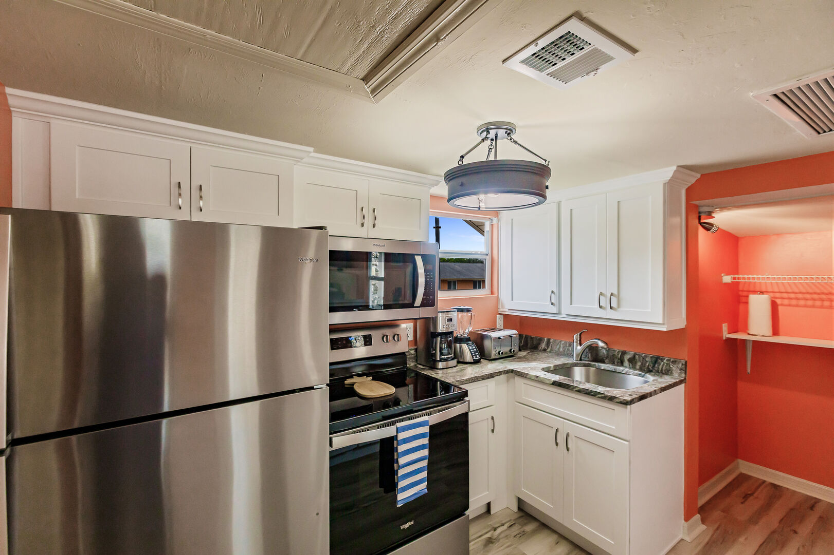 Modern Appliances in this Fort Myers Beach House Vacation Rental