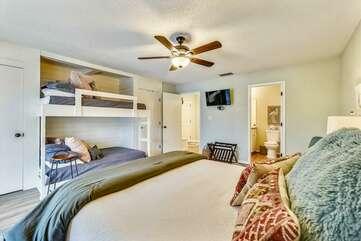 Full/Full bunk beds