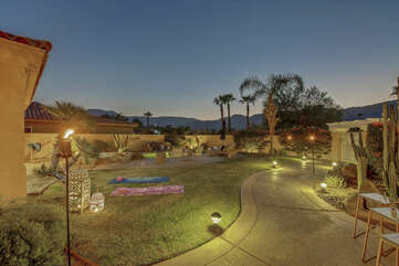 Sunny Villa is located minutes from Old Town La Quinta, where you will find restaurants, shopping and entertainment.