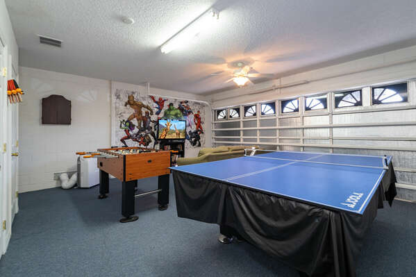 Alternate view of games room