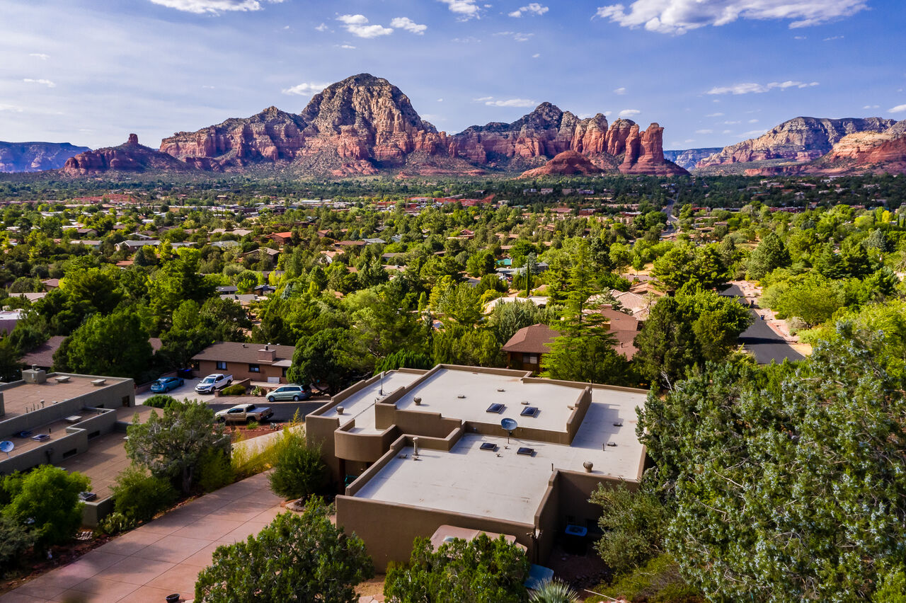 All This and in the Heart of Sedona
