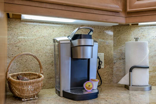 Keurig Machine for the Coffee Lovers