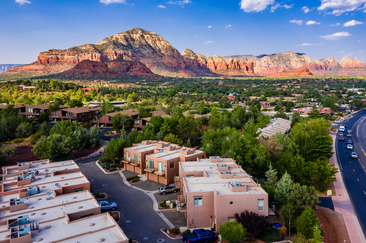 Fully Furnished Condo in West Sedona