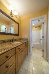 Upper Bathroom shared