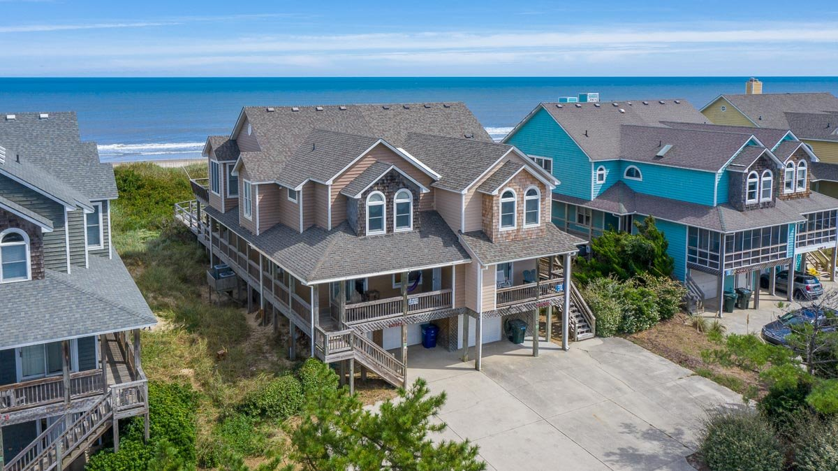 Outer Banks Vacation Rentals - 1337 - BOBBIS BUNGALOW