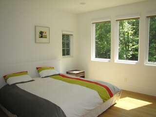 Apartment with king bed