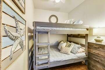 Full over Full bunk