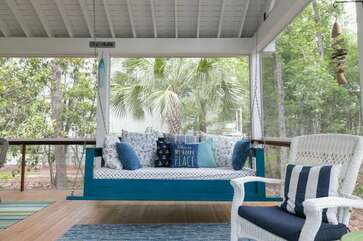 Porch/ bed swing