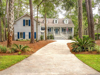 Welcome to 3032 Baywood Drive. Beautiful 5 bedroom 3.5 bath private home located on the 7th. tee of Crooked Oaks Golf Course.