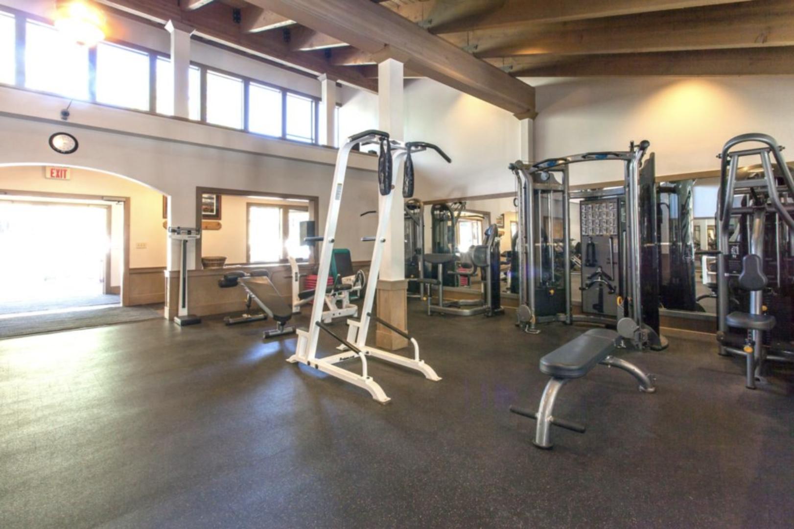 NPOA Fitness Center