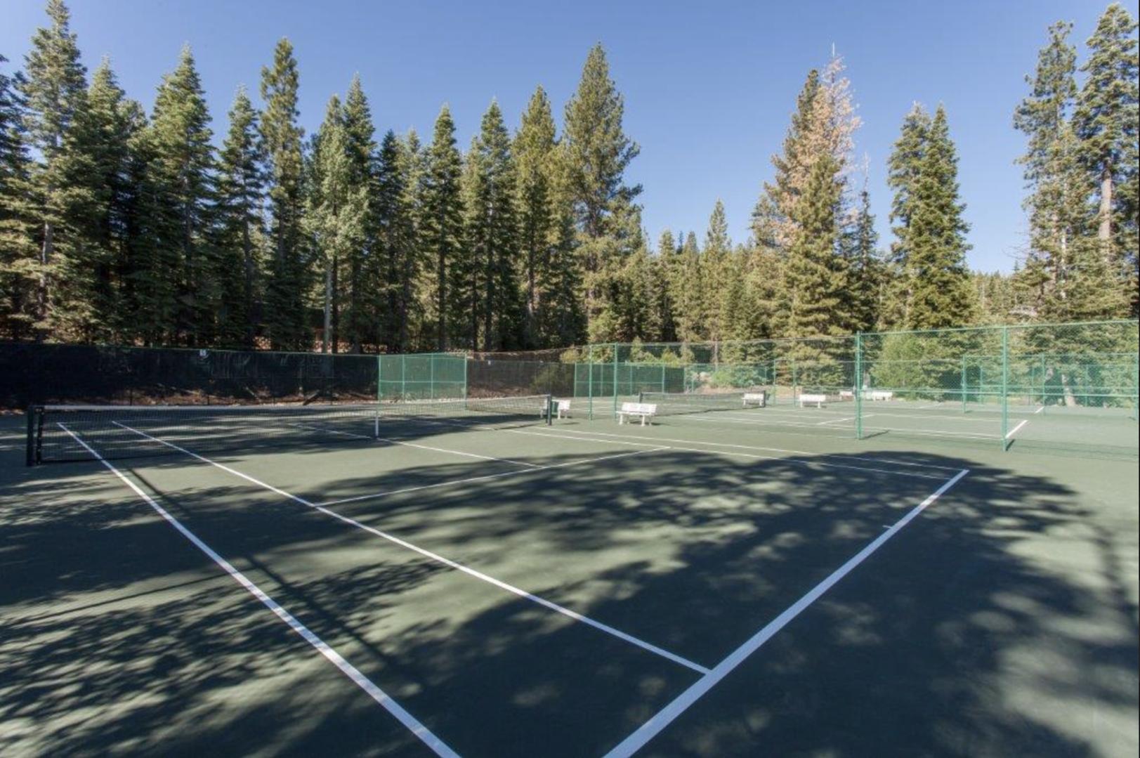 NPOA Tennis Courts