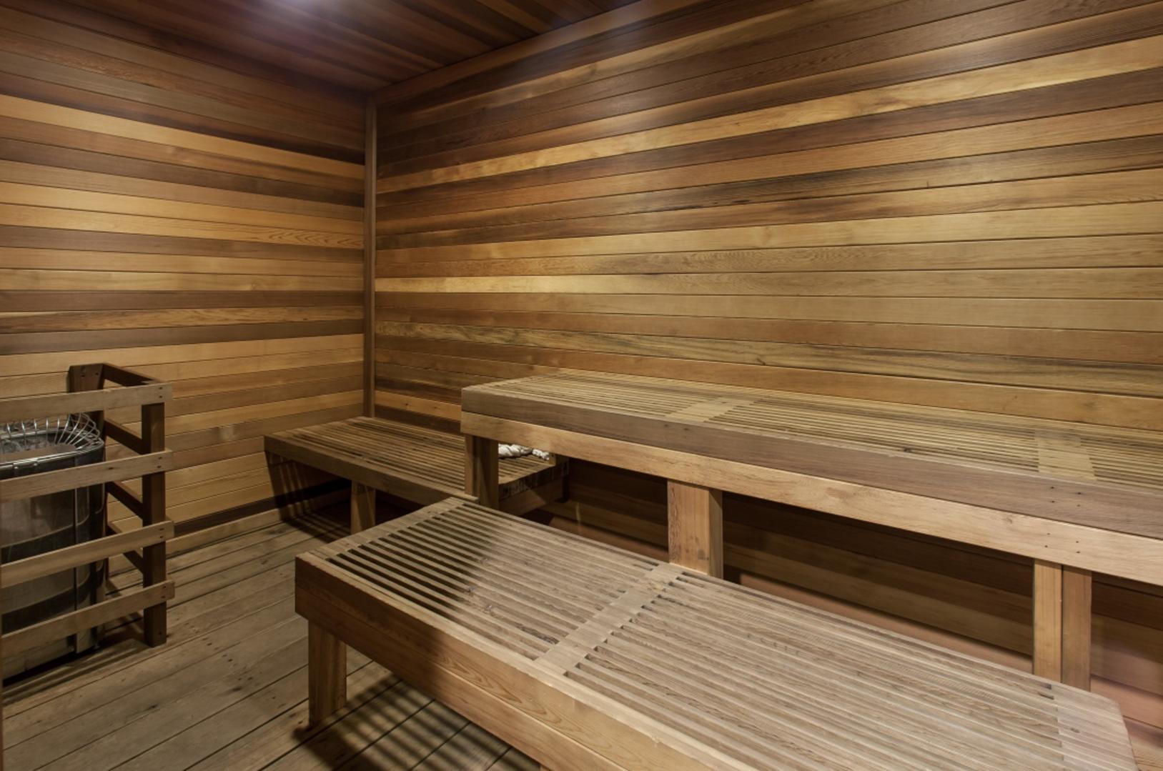 NPOA Sauna