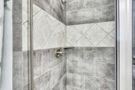 Main Level Bathroom Shower