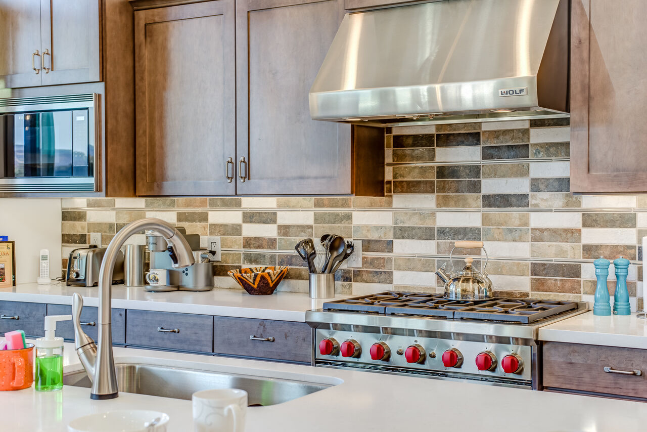 Offering High-end Finishes and Touches