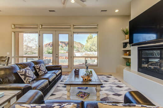Newly Constructed - Open and Bright with a Stunning Red Rock Backdrop