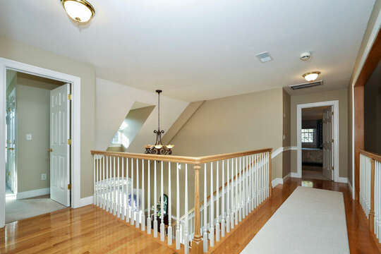 Upper level - 1 Somerset Road Harwich Cape Cod - New England Vacation Rentals