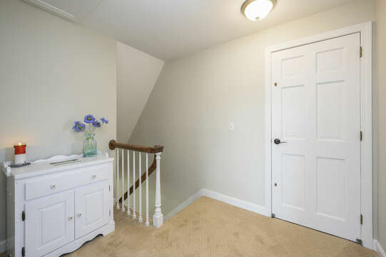 Upper level landing - 35 Vacation Lane Harwich Cape Cod - New England Vacation Rentals