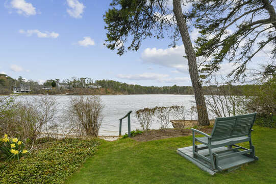 Part of the Great Sand Lakes Association - 35 Vacation Lane Harwich Cape Cod - New England Vacation Rentals