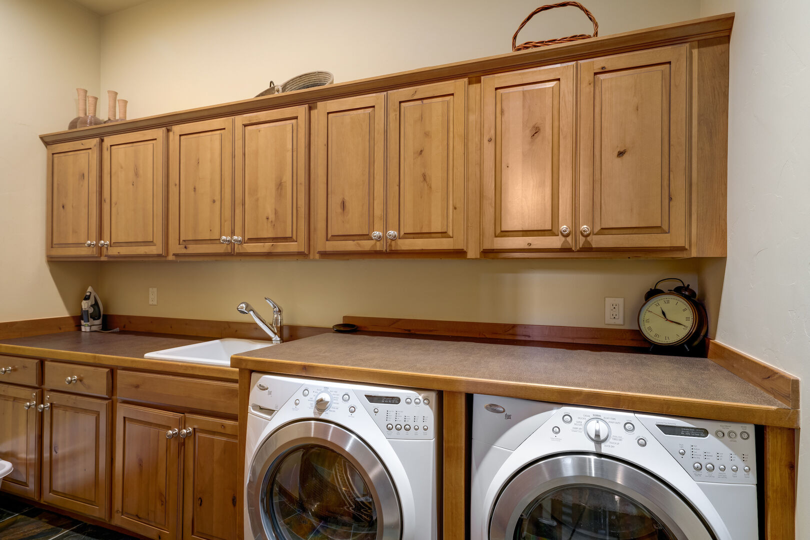 Full size washer and dryer!!