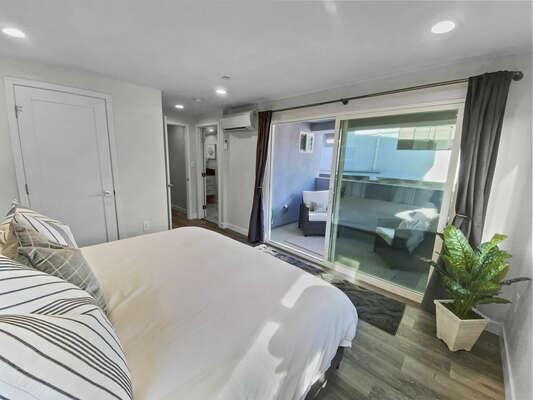 Master Bedroom, King - Second Floor