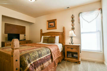 Second Bedroom with Southwestern Vibes at Moab Rental