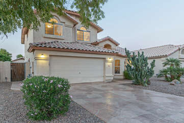 Welcome to our 2 story home in the family friendly community of Gilbert.