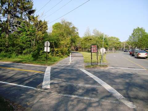 Take a ride on the Rail Trail in Harwich - Cape Cod - New England Vacation Rentals