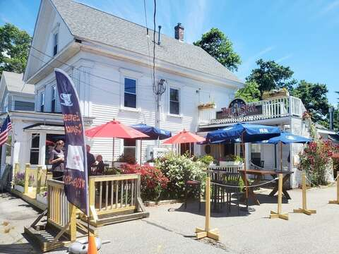 Harwich Center and The Seal Pub - Coffee, breakfast, pizza, and more - Cape Cod - New England Vacation Rentals