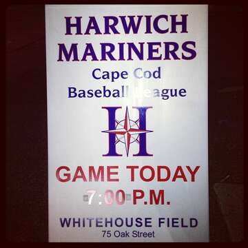 Catch a Cape Cod Baseball League game on Whitehouse Field - Harwich - Cape Cod - New England Vacation Rentals