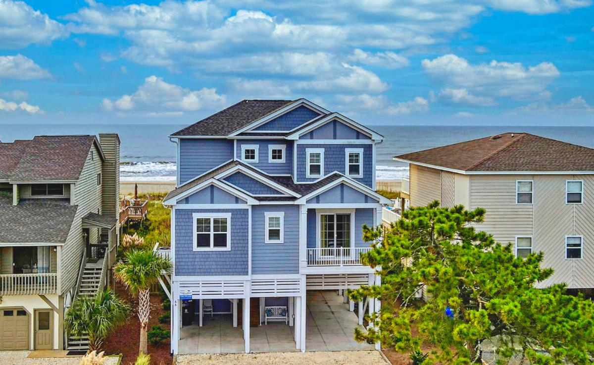 88E1 - Silver Haze - Luxury Oceanfront House