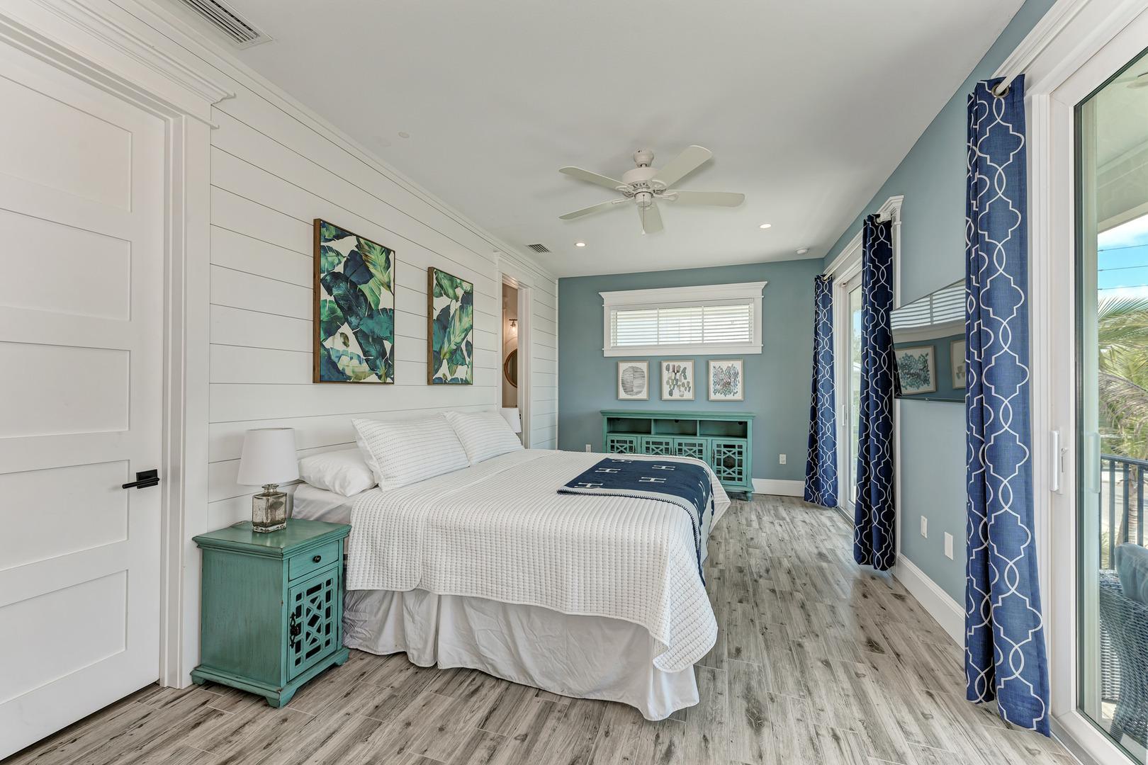 4 Sandpipers master bedroom