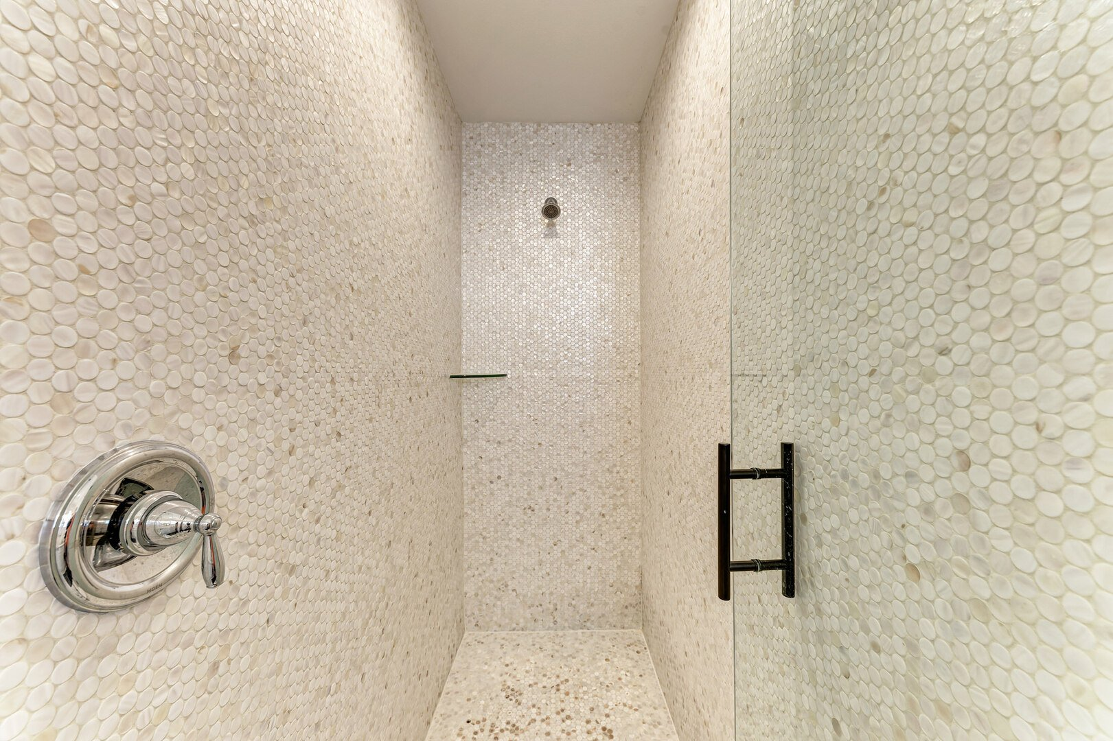 4 Sandpipers master bathroom shower