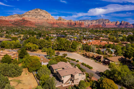 Located in West Sedona Surrounded by Stunning Red Rocks