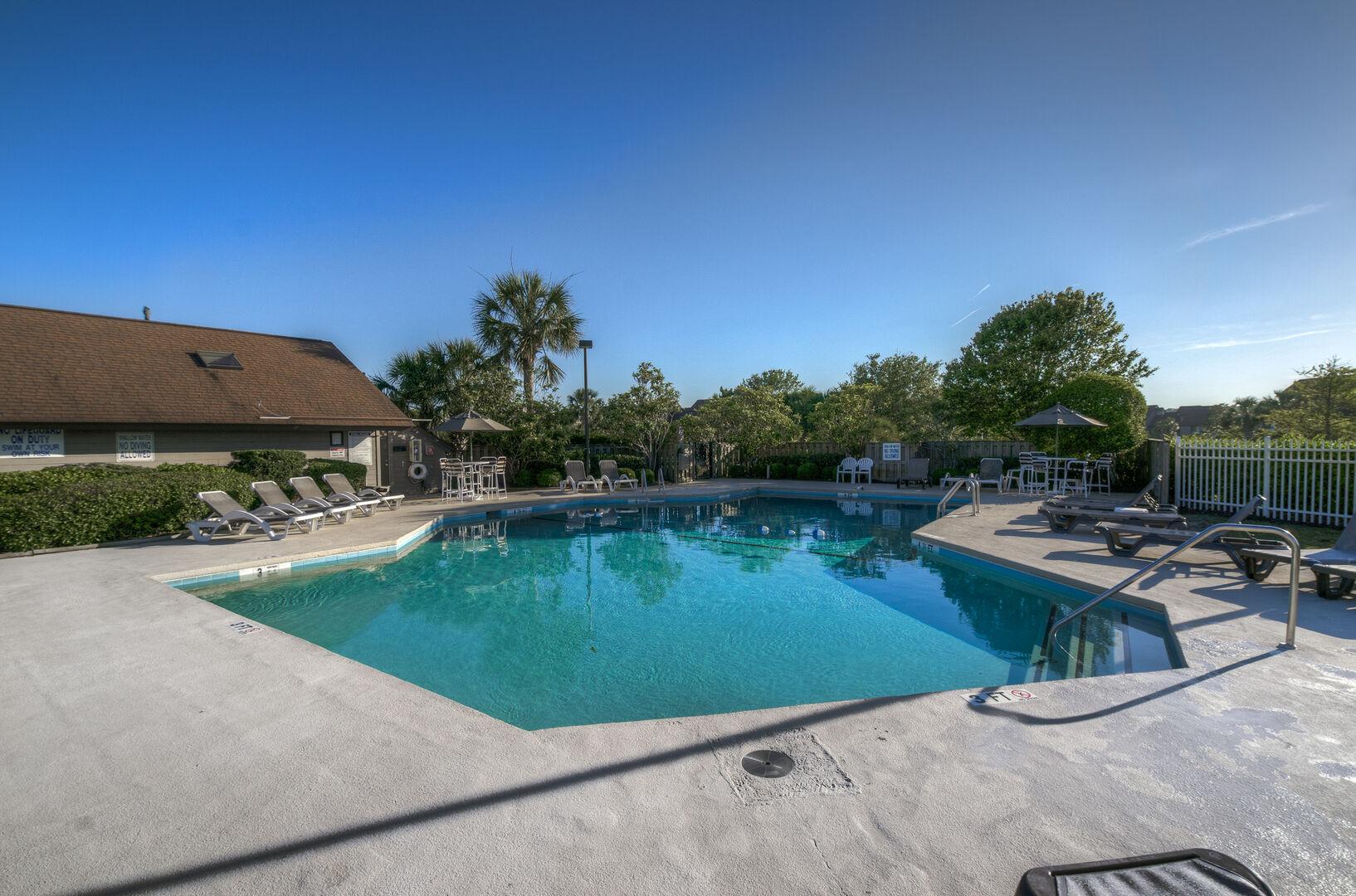 Heron Marsh Community Swimming Pool