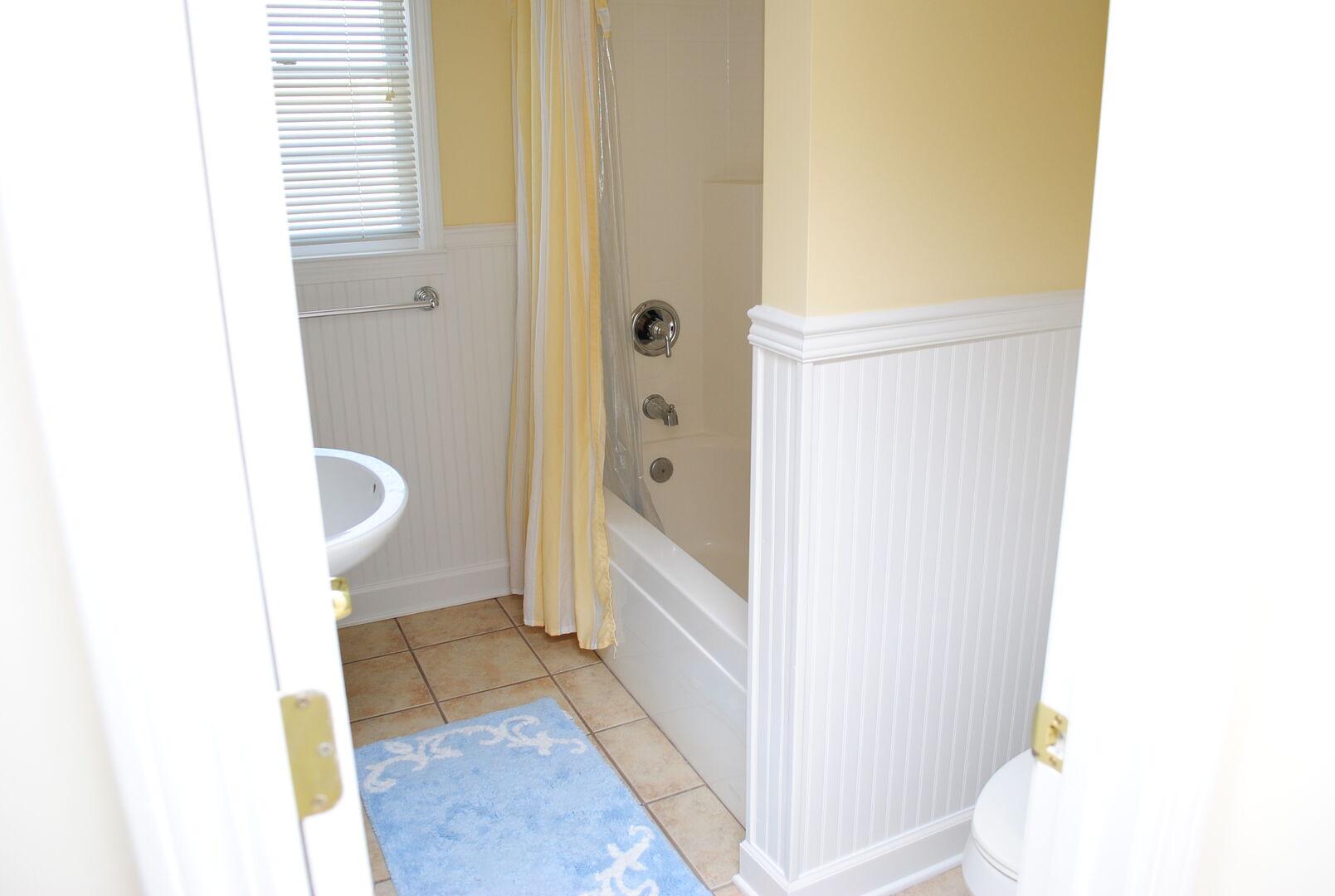 Hallway Bathroom - First Floor