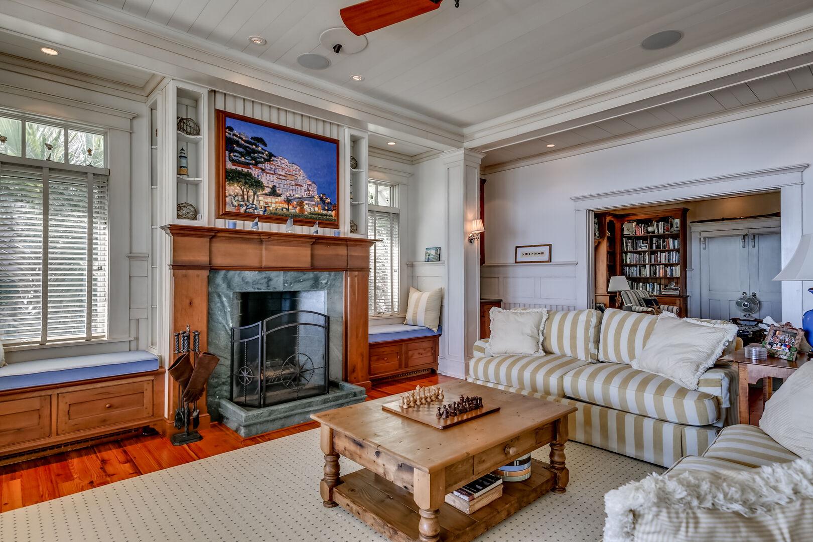 Living Area - Main Level
