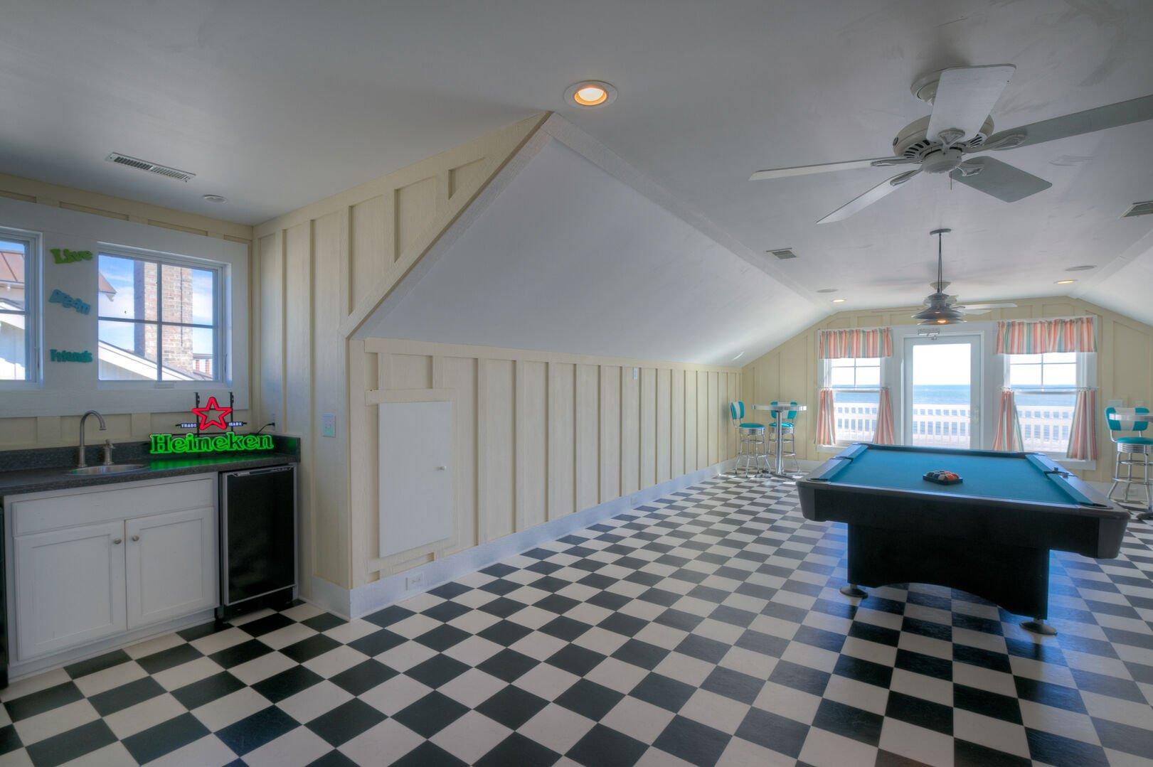Game Room - Third Floor