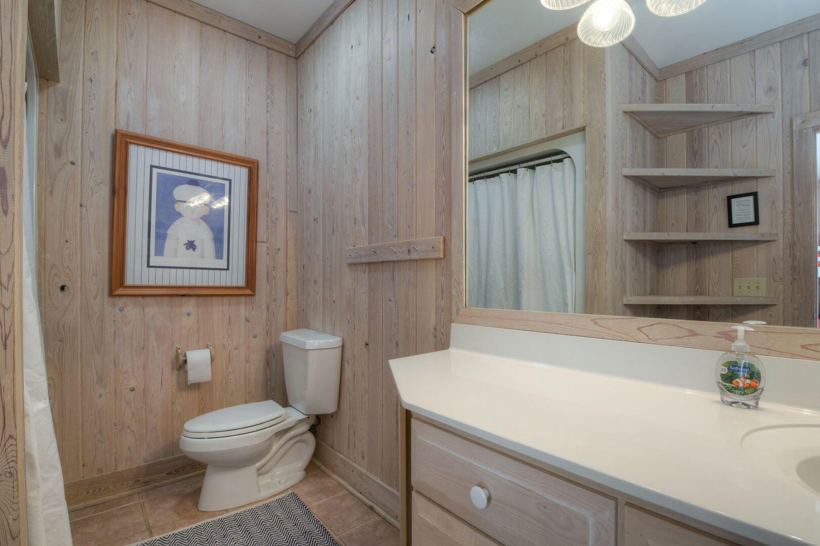 Bunk Bathroom - First Floor