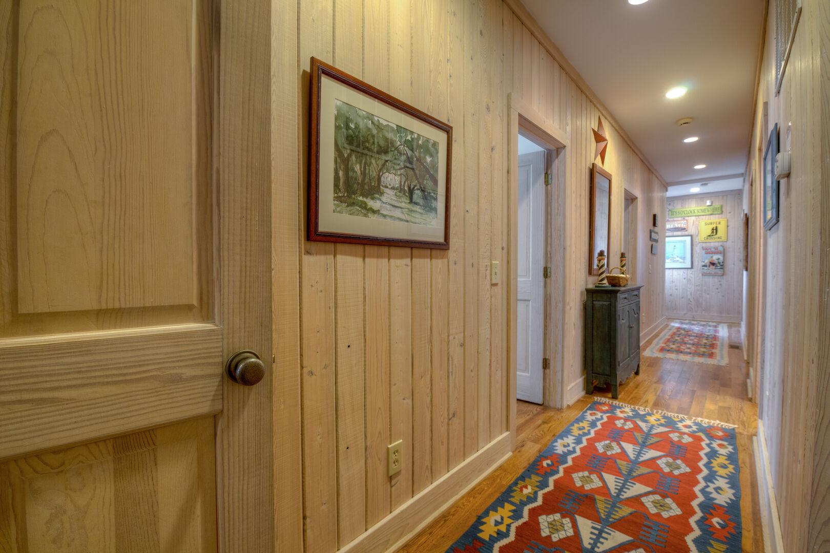 Hallway - First Floor