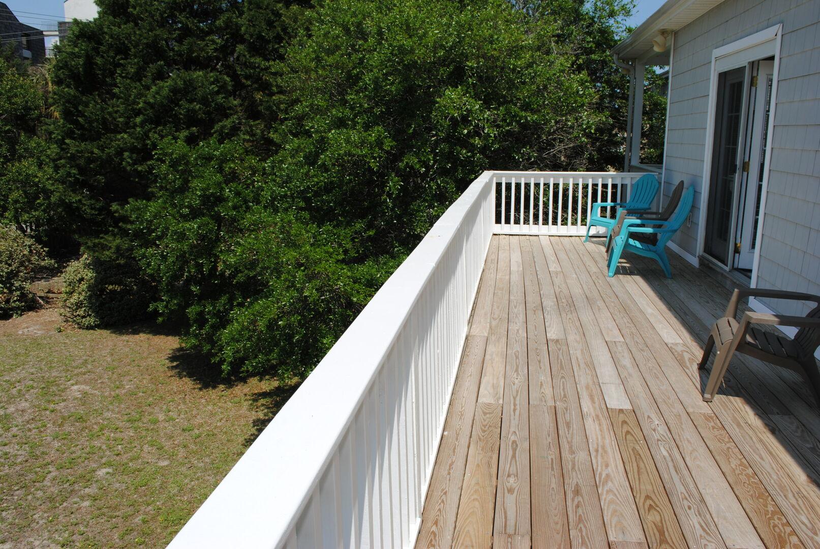 Sun Deck - First Floor