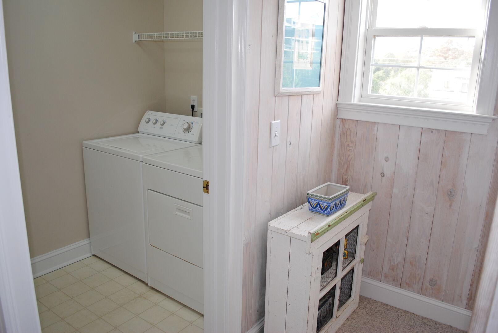 Laundry Room - Second Floor