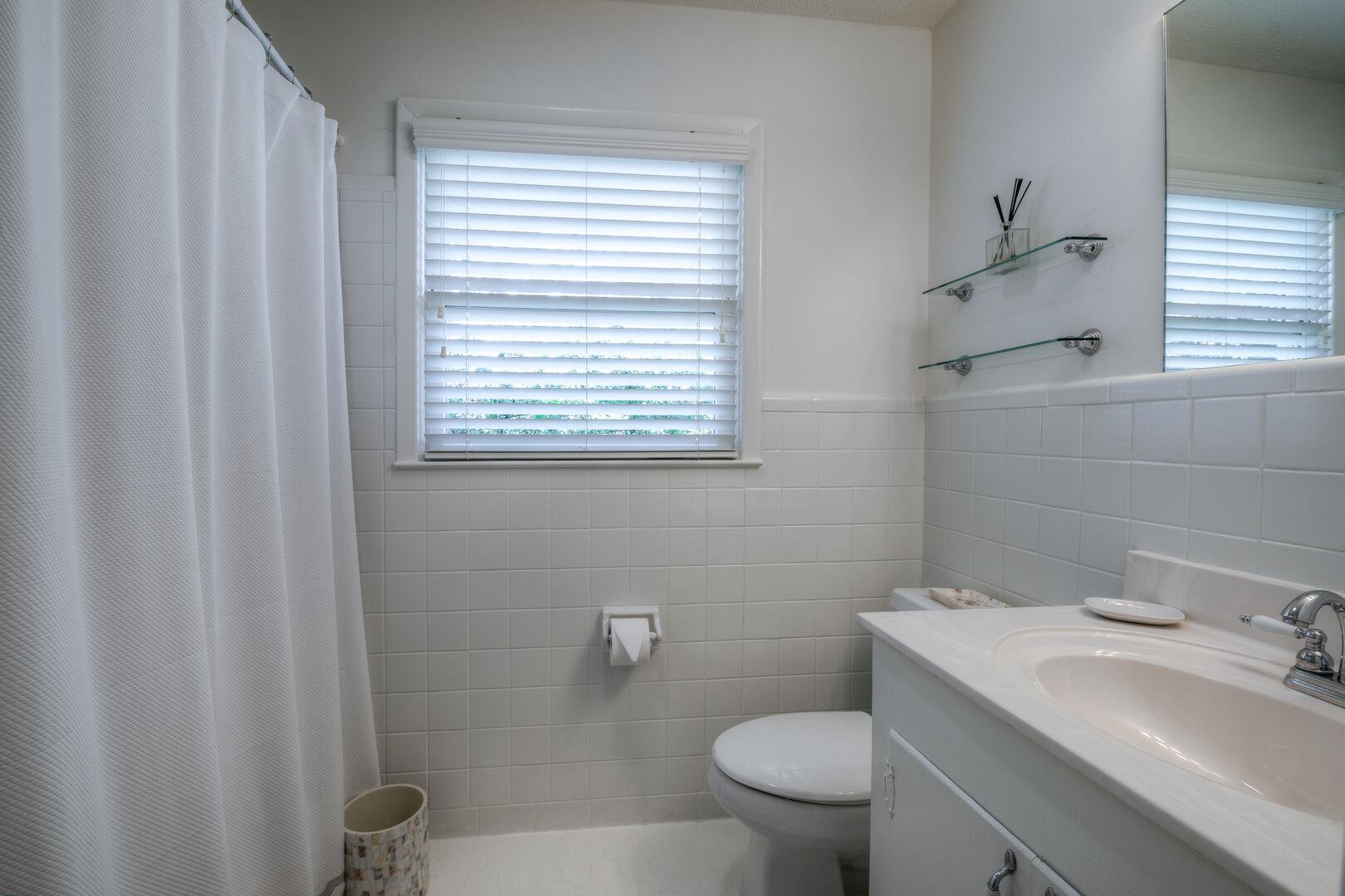 Bathroom - Next to King Bedroom